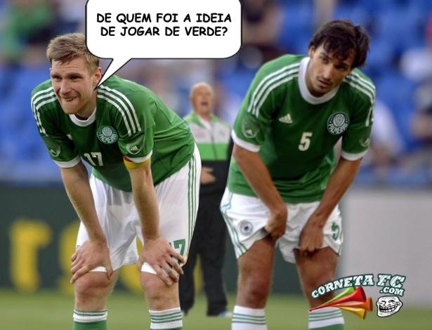Corneta FC: Explicado o motivo da Alemanha ter sofrido cinco gols
