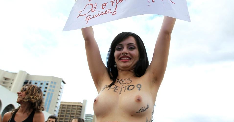 Feminista, livre ou vadia? Dê o nome que quiser