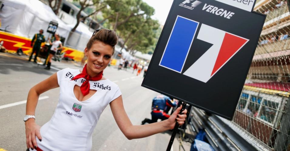 GP de Mônaco de Fórmula 1 foi marcado pela presença de belas grid girls