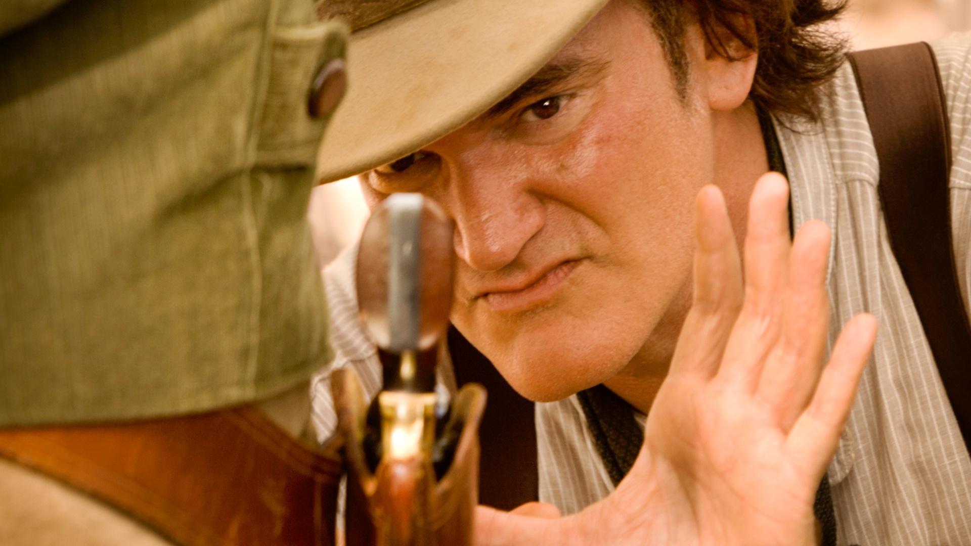 O ator Don Johnson em cena de