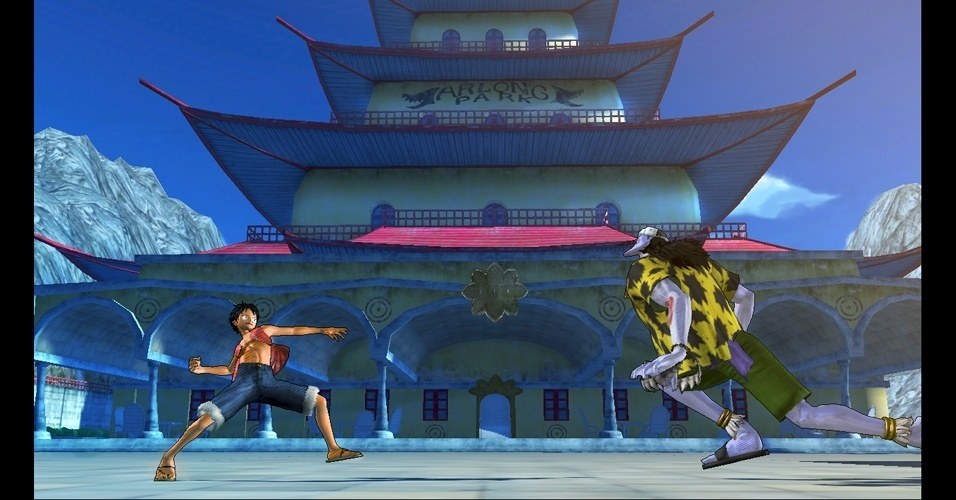 "Baseado nas histórias do mangá, ""One Piece: Pirate Warriors"" é novo jogo de luta da Bandai"