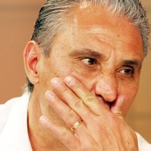 O técnico do Corinthians, Tite, admitiu que não consegue esquecer a semifinal da Libertadores