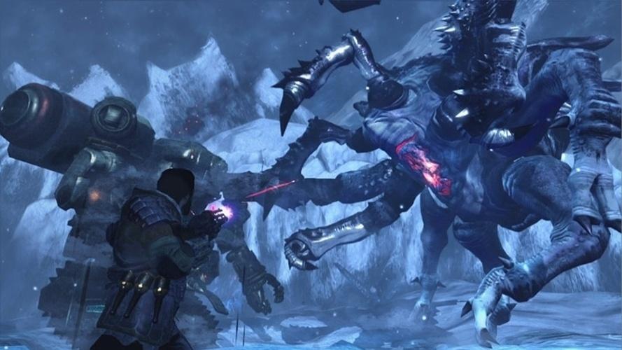 """Revelado neste ano, """"Lost Planet 3"""" mostrará eventos anteriores ao primeiro game da série"""
