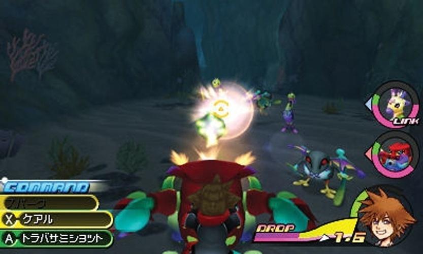 """Sora e Riku poderão recrutar inimigos para as batalhas de """"Kingdom Hearts 3D: Dream Drop Distance"""""""