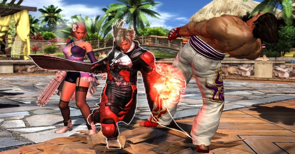 """Tekken Tag Tournament 2"" marca retorno do torneio de duplas da Namco"