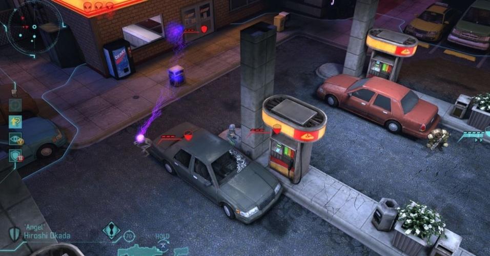 """""""X-COM: Enemy Unknown"""" mistura estratégia com ação em terceira pessoa e sai para PS3, X360 e PC"""