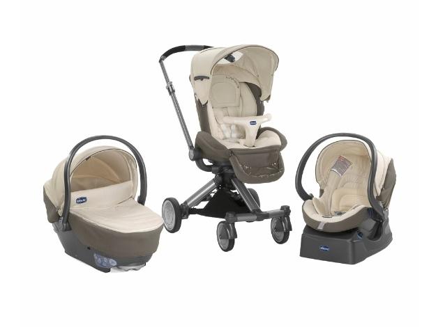 Carrinho de bebê, Chicco, Trio I-Move