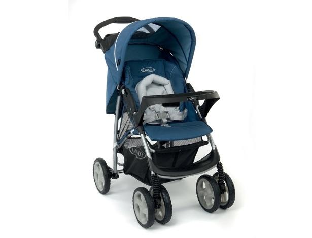 carrinho de bebê, Graco, Travel System Mirage