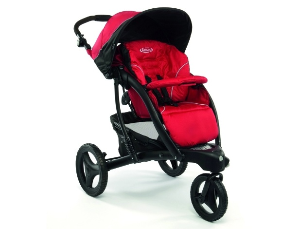carrinho de bebê, Graco, Trekko