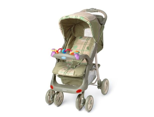 carrinho de bebê, Infanti, Lucchese Racing Green