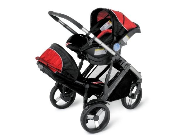 carrinho de bebê, Infanti, Travel System Oddex