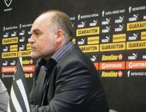 Presidente do Botafogo, Maurício Assumpção, <br>foi rebatido pelo São Paulo em nota oficial