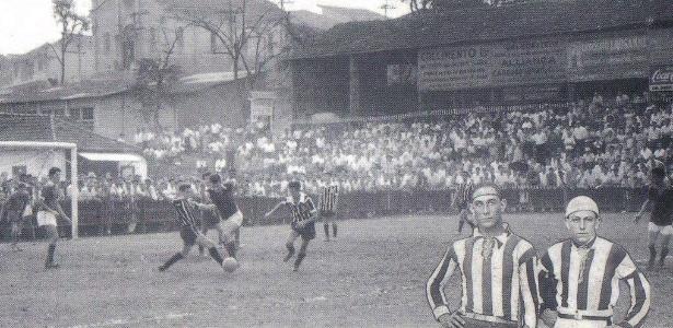 """Capa do livro """"A história do Tigre da Cantareira"""", sobre o Lausanne Paulista"""
