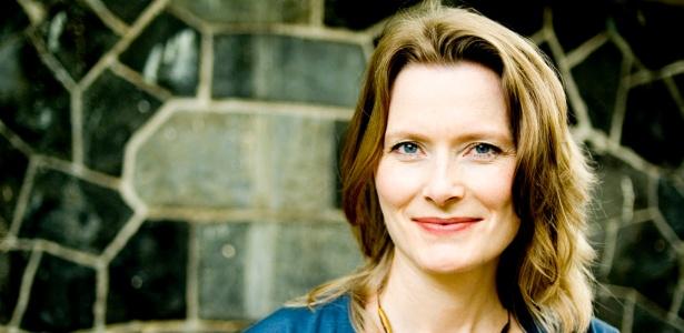 A escritora norte-americana Jennifer Egan