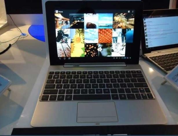 29.fev.2012 - No teste do UOL Tecnologia, o Asus Transformer Pad 300 impressionou pela agilidade na abertura dos aplicativos -- se a intenção é usar o tablet para jogos mais pesados, vá em frente