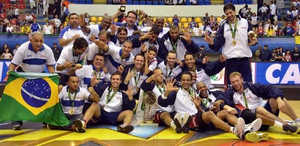 Brasília conquistou o tricampeonato do NBB ao derrotar São José na decisão