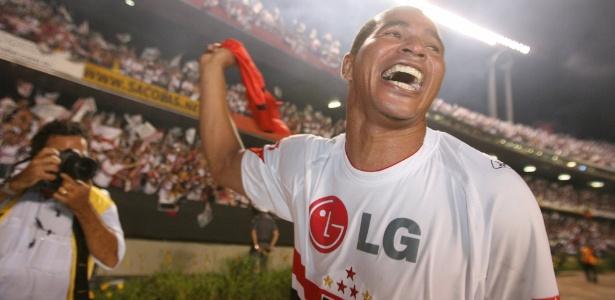 Aloísio Chulapa conquistou muitos títulos durante a sua passagem pelo São Paulo