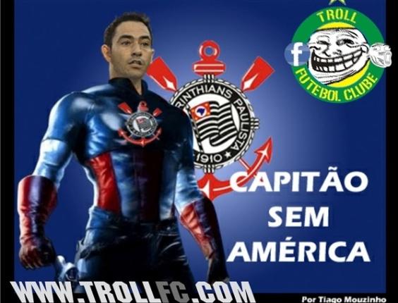Corneta FC: Marvel estuda criação de personagem corintiano