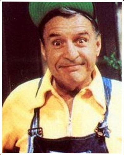 Godinez, personagem do seriado Chaves