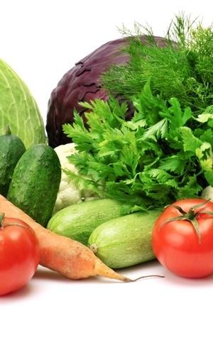 Hortaliças, verduras, vegetais