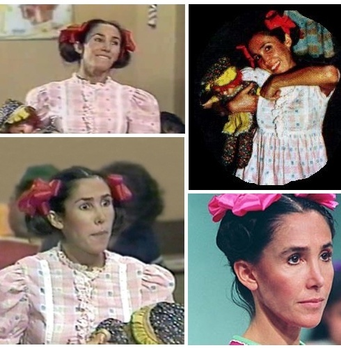 Pópis, personagem do seriado Chaves