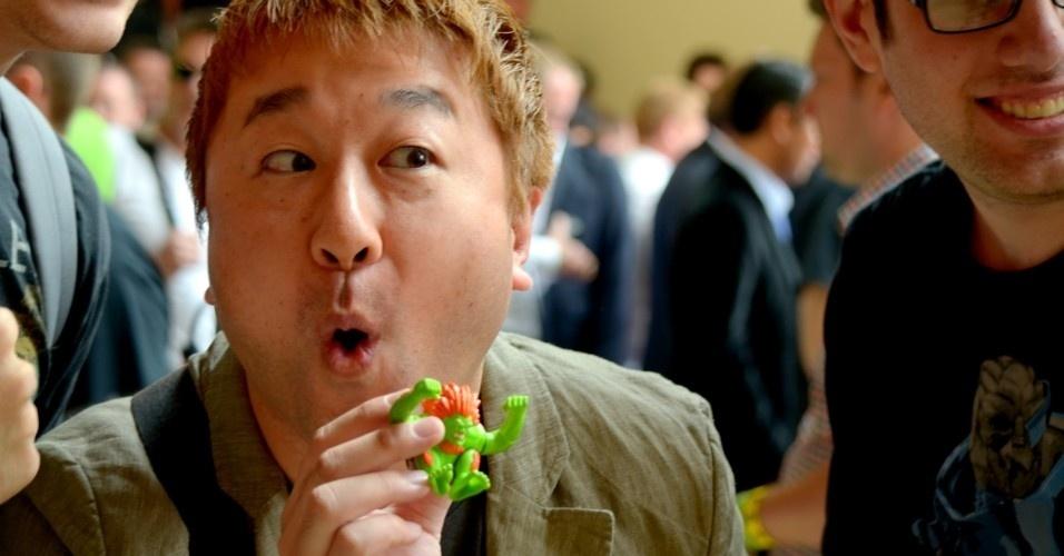 Yoshinori Ono, produtor de