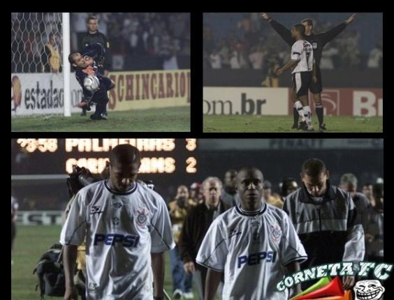 Corneta FC: Há 12 anos, Marcos era consagrado como