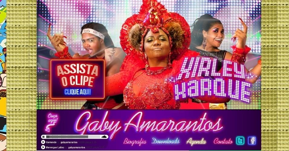 Gaby Amarantos