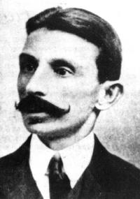 """O escritor Euclides da Cunha, autor de """"Os Sertões"""""""