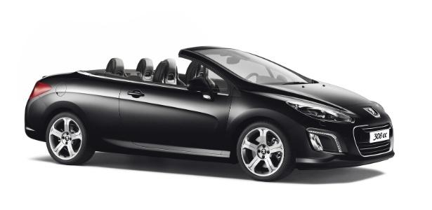 Peugeot 308 CC será vendido em versão única de acabamento e com motor 1.6 turbo de 165 cv
