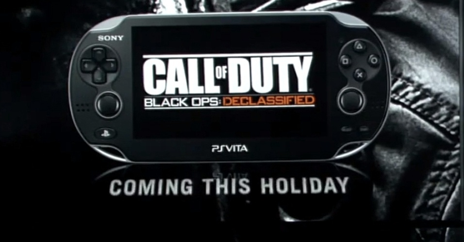 """Call of Duty Black Ops: Declassified"" promete transportar tiroteios da série ao PS Vita"