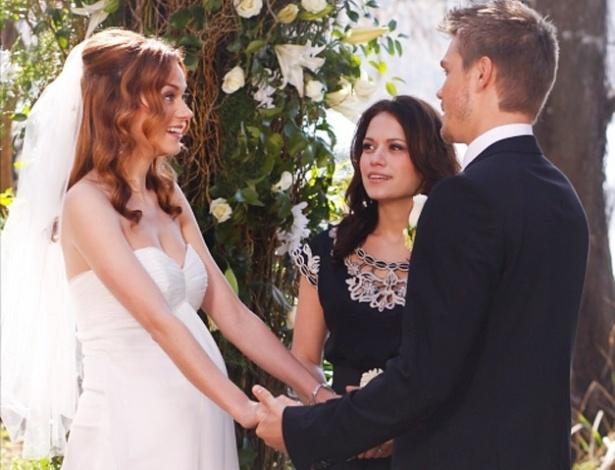 carol as 10 melhores noivas das s233ries de tv