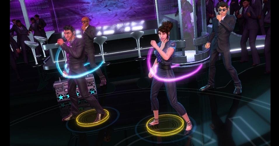 """""""Dance Central 3"""" é continuação da popular série de dança do Xbox 360"""