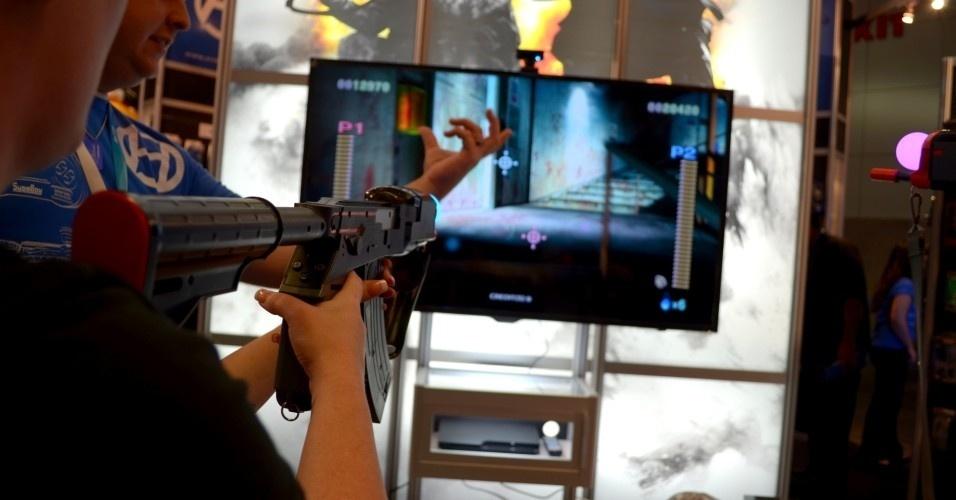 Fabricante de acessórios mostra alternativa ao Sharpshooter da Sony
