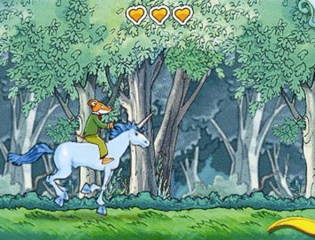 """Geronimo Stilton: Return to the Kingdom of Fantasy"" é coletânea de minigames para PSP"