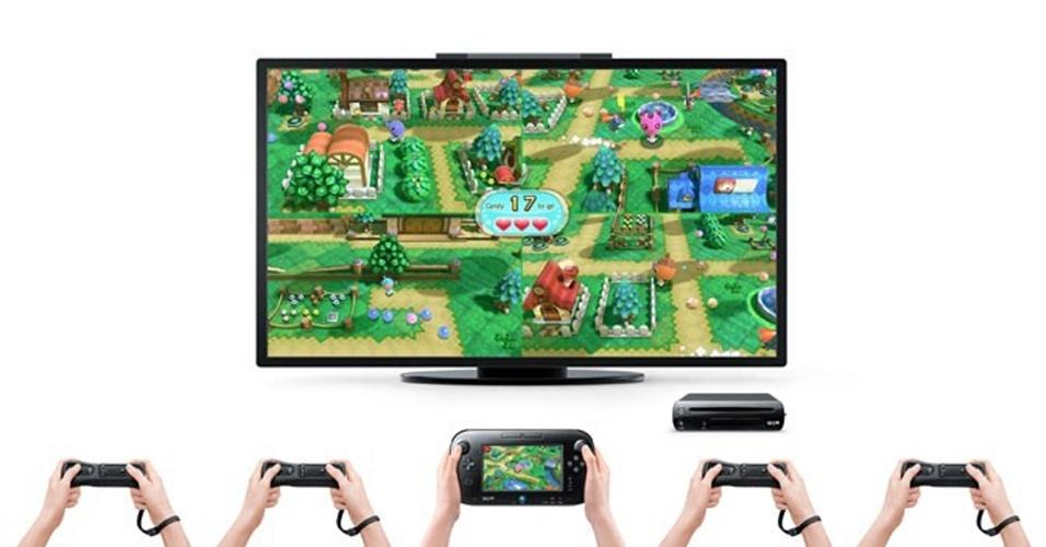 """""""Nintendo Land"""" transforma séries da Nintendo em parque de diversões no Wii U"""