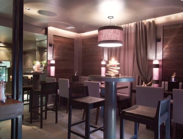 Projeto Comercial: Boulangerie, desenvolvida por Mathiá Guedes, para a Casa Cor SP 2012