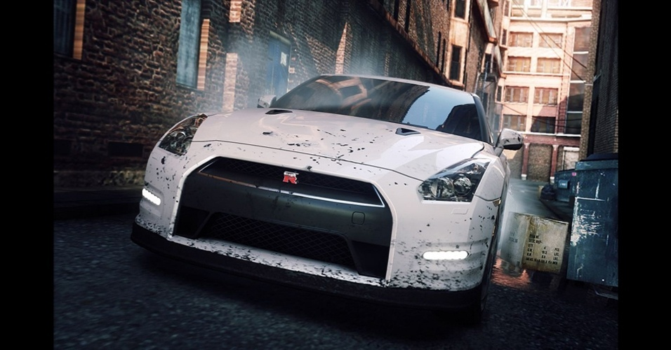"Rachas em mundo aberto são tema central de ""Need for Speed: Most Wanted"""