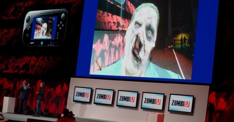Reggie Fils-Aime, presidente da Nintendo para os Estados Unidos, 'vira' um morto-vivo em