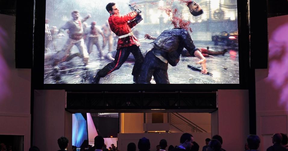 Violência no Wii U? Os visitantes da E3 2012 descobriram que