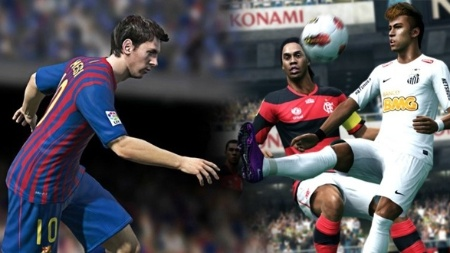 """Messi é garoto-propaganda de """"FIFA 13"""", enquanto Neymar representa o """"PES"""" no Brasil"""