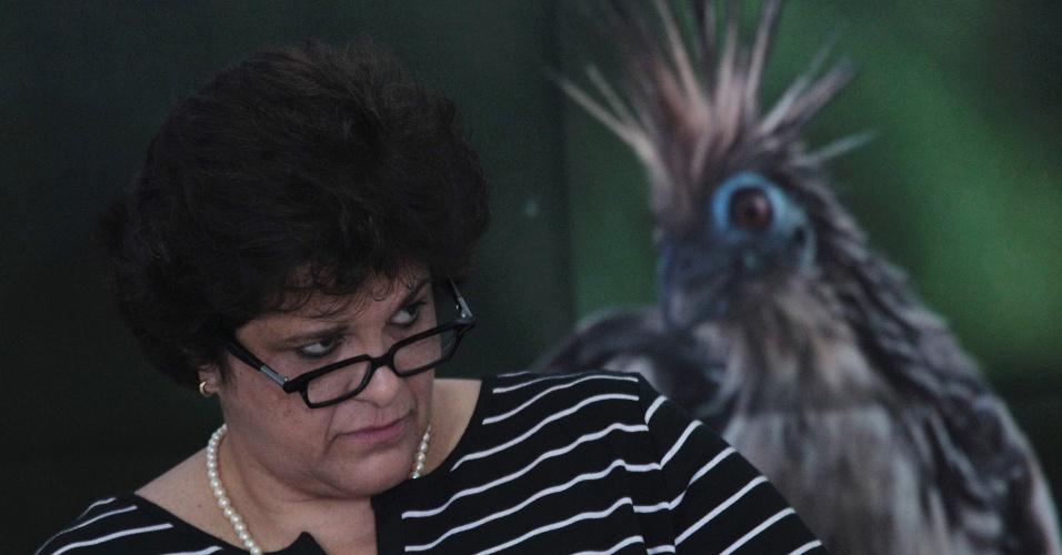 Ministra do Meio Ambiente do Brasil, Izabella Teixeira