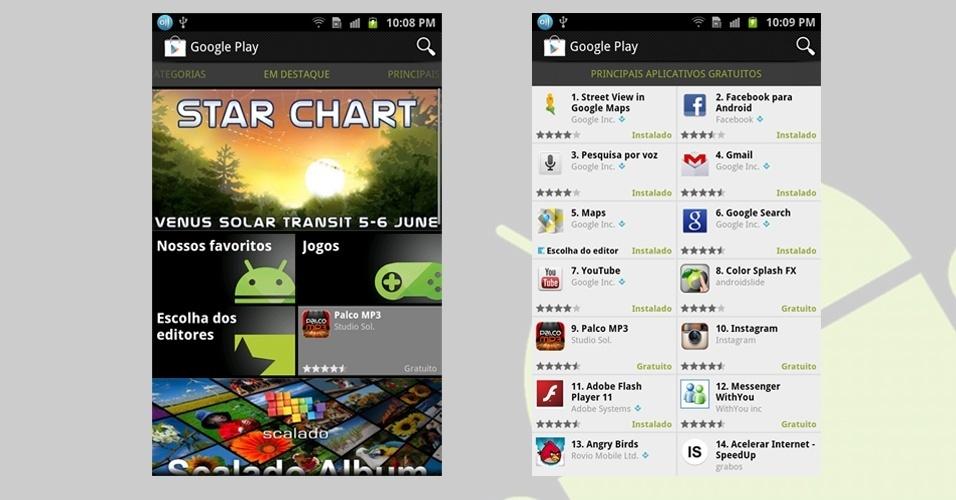 Veja dez motivos para amar (ou odiar) o sistema operacional Android