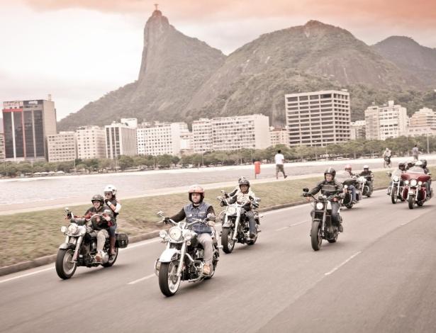 Cresce no Brasil o número de pessoas que enxergam na moto um meio de socialização