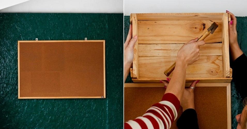 Passo a passo: estante de caixote de frutas (2012)