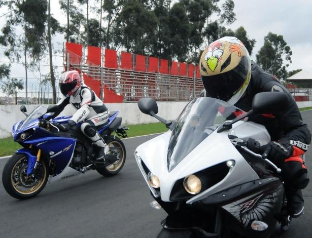 Nova Yamaha R1 está ainda mais ágil, mas também pronta a ajudar iniciantes