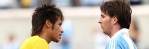 Futebol internacional: Tomara que ele possa fazer pelo Barça o que faz pelo Brasil, afirma Messi sobre Neymar