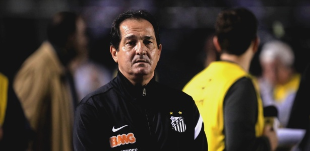 Muricy Ramalho elogiou elenco do Atl&#233;tico-MG e lamentou falta de refor&#231;os no Santos