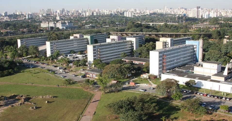 1ª posição: USP (Universidade de São Paulo), Brasil