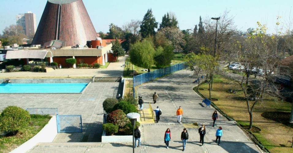 10ª posição: Usach (Universidad de Santiago de Chile), Chile
